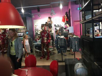 Winkelcentrum Bieshof